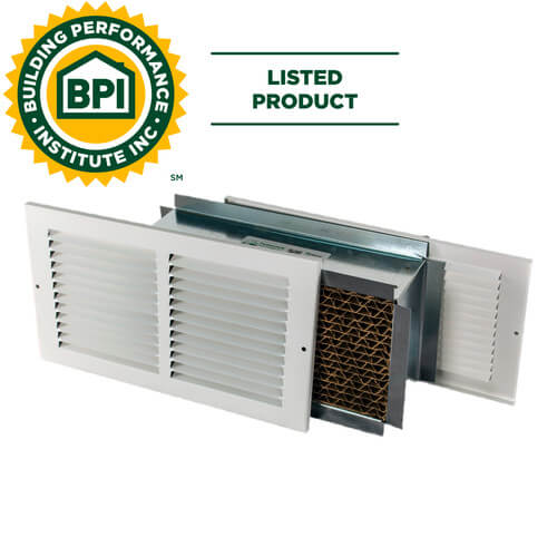 """12"""" X 6"""" RAPR Wall Return Air Pathway for Existing Construction Product Image"""