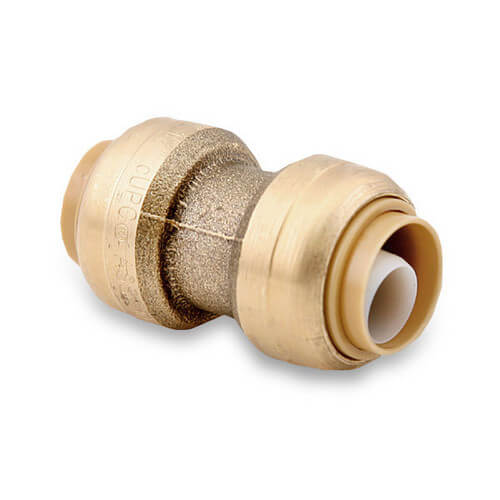 "1/2"" x 1/2"" SharkBite Coupling Product Image"