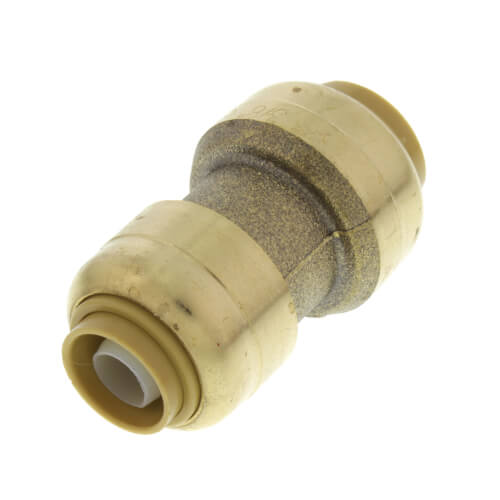 "1/2"" x 3/8"" SharkBite Coupling (Lead Free) Product Image"