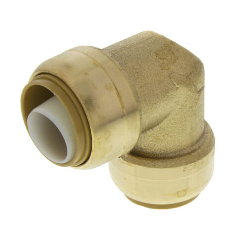 "3/4"" x 3/4"" SharkBite 90° Elbow (Lead Free) Product Image"