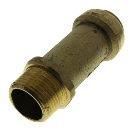 "1"" Sharkbite x Male Slip Adapter (Lead Free) Product Image"