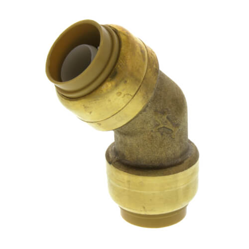 """1/2"""" 45° Elbow (Lead Free) Product Image"""