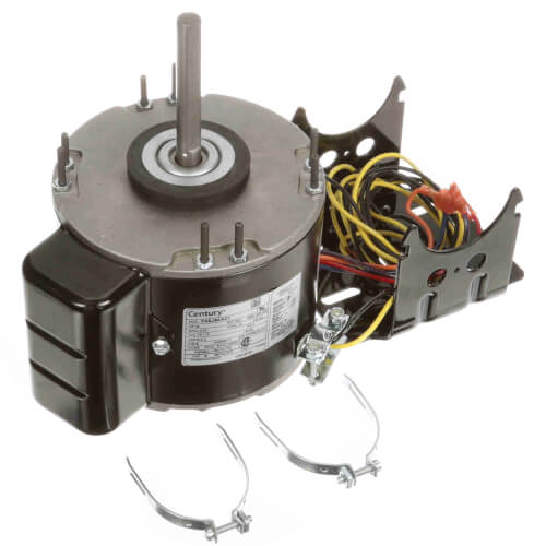 """5-5/8"""" Totally Enclosed Fan/Blower Motor w/ Ball Bearings (115V, 1075 RPM, 1/6 HP) Product Image"""