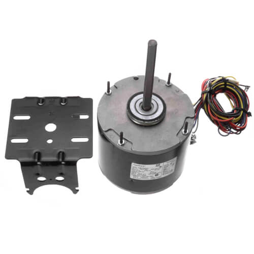 """5-5/8"""" Totally Enclosed Fan/Blower Motor (208-230V, 1075 RPM, 1/3 HP) Product Image"""
