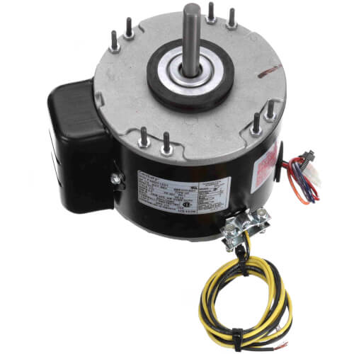 "5-5/8"" Totally Enclosed Fan/Blower Motor (4.9A, 115V, 1075 RPM, 1/4 HP) Product Image"