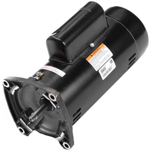Square Flange Pool Filter Motor, 2 HP, 3450 RPM (230V) Product Image