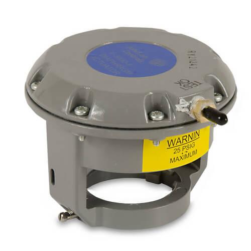 V-3000 Pneumatic Valve Actuator w/ exposed Yoke Product Image