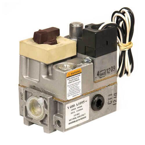 Standard Pilot Gas Valve - 120 Vac Product Image