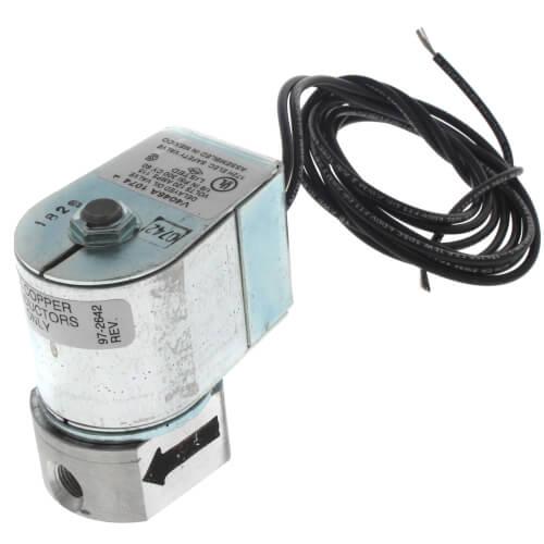 120v Magnetic Oil Valve (300 psi) Product Image