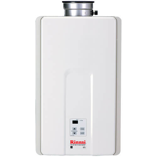 V75IN 180,000 BTU, Non-Condensing Indoor Tankless Water Heater (Natural Gas) Product Image
