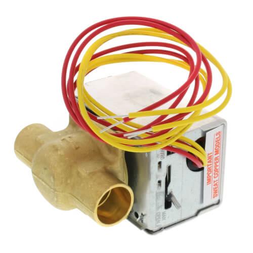 v8043e1061 honeywell v8043e1061 3 4 sweat connection zone valve rh supplyhouse com 3-Way Switch Wiring Diagram Light Switch Wiring Diagram