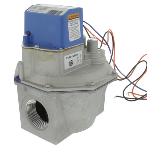 Diaphragm Gas Valve, Two Stage Pressure Regulating, Rapid Opening, 1-1/2