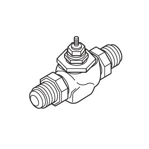 "3"" Cast Iron Flanged Valve (85 cv) Product Image"