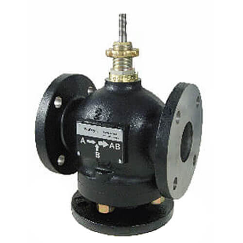 "6"" Flanged Cast Iron Mixing Valve (390 cv) Product Image"