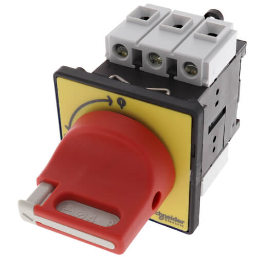 TeSys Vario Emergency Stop Switch Disconnect, 40A, On Door Product Image