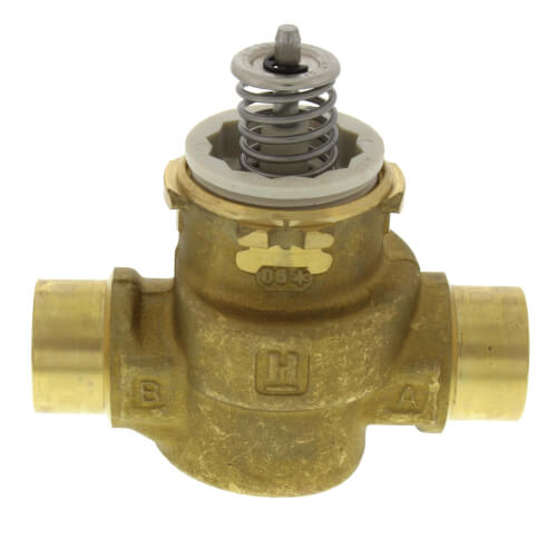 "3/4"" Sweat VC Valve Assembly (4.6 Cv) Product Image"