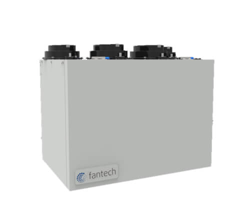 VER 100 Energy Recovery Ventilator (124 CFM) Product Image