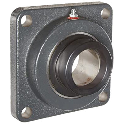 "1-7/16"" Normal Duty 4-Bolt Flange Bearing w/ Eccentric Lock Product Image"
