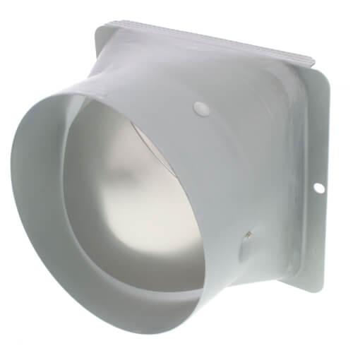 """SMT 6"""" Metal Duct (including damper) for SMT Models Product Image"""
