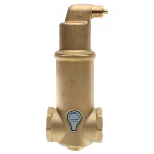 "1-1/2"" Spirovent Jr. Air Eliminator (Threaded) Product Image"