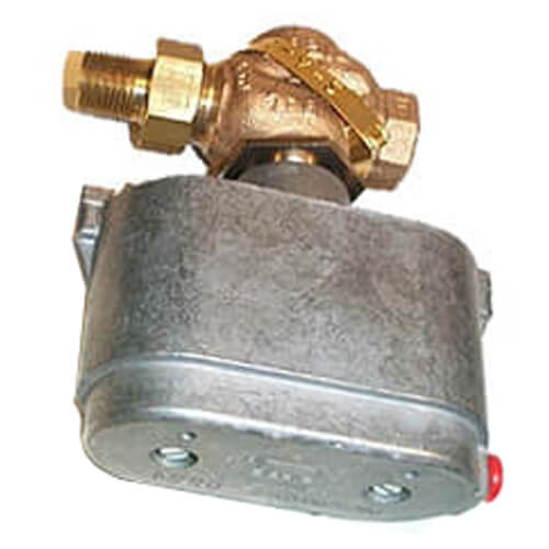 """1/2"""" Normally Open Union Valve, 3-6 PSI (1.3 cv) Product Image"""