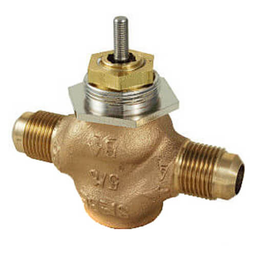 "5/8"" O.D Flare Valve 3-6 PSI (1.3 cv) Product Image"