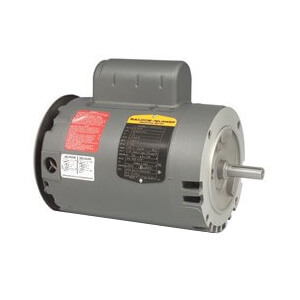 1-1/2 HP 115/230v Jet Pump Motor, 3450 RPM, 1PH, 56C, 3432LC, OPEN Product Image