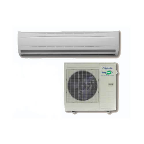30,000 BTU VMH Series Single Zone Ductless Mini-Split AC/Heat Pump Package
