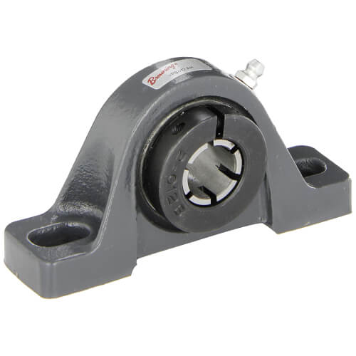 """3/4"""" Normal Duty 2-Bolt Pillow Block w/ BOA Concentric Lock Product Image"""