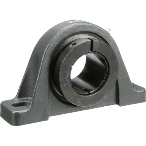 """2-7/16"""" Normal Duty Air Handling 2-Bolt Pillow Block w/ BOA Concentric Lock Product Image"""
