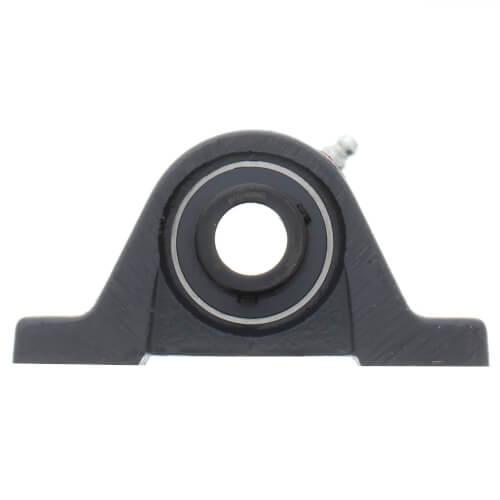 "3/4"" Air Handling 2-Bolt Pillow Block Bearing w/ Setscrew Lock Product Image"
