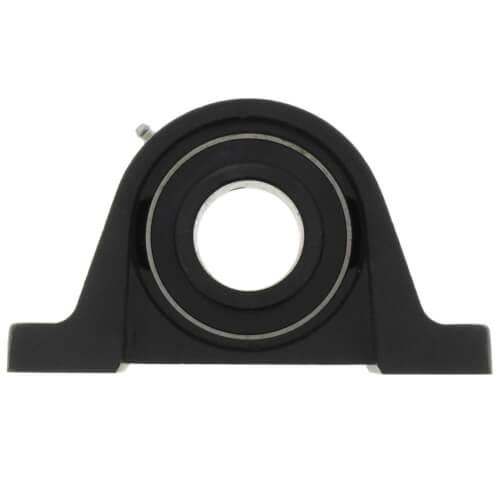 "1-11/16"" Air Handling 2-Bolt Pillow Block Bearing w/ Setscrew Lock Product Image"