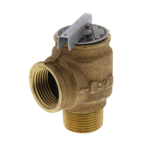 """3/4"""" Relief Valve, 30 PSI Product Image"""
