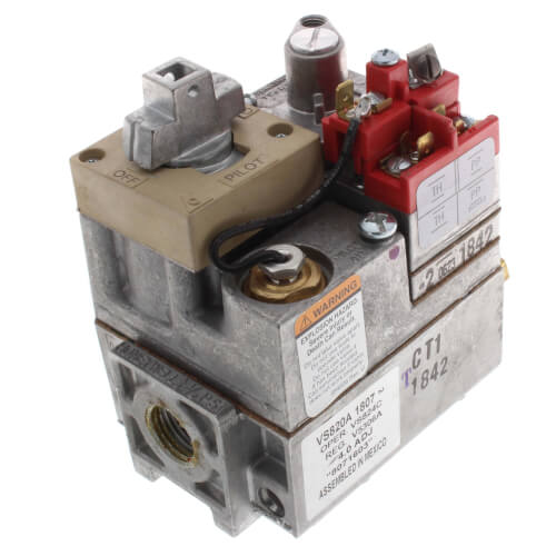 24V Intermittent Pilot Natural Gas Valve (150,000 BTU) on