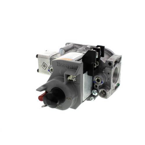 "Standard Dual Standing Pilot Gas Valve - 3/4"" x 3/4"" Product Image"