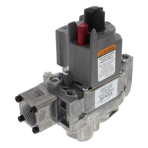 """Step Opening Dual Standing Pilot Gas Valve - 3/4"""" x 3/4"""" Product Image"""