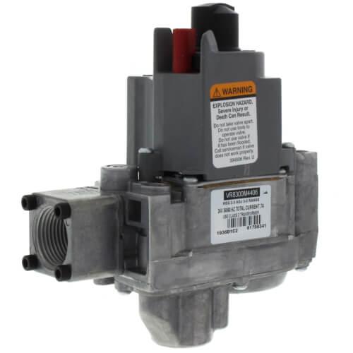 24V Dual Standing Pilot Gas Valve, 200,000 BTU Product Image