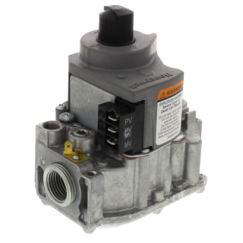 "Standard Dual Intermittent Pilot Gas Valve - 1/2"" x 3/4"" Product Image"