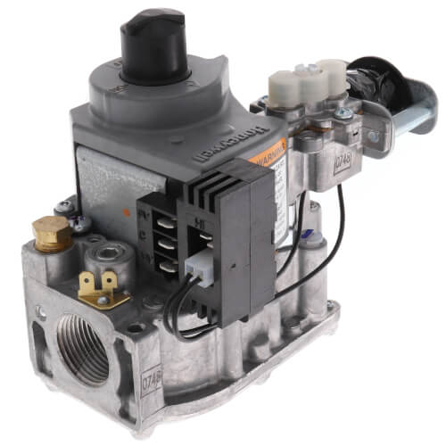 Standard Dual Direct Ignition/Intermittent Pilot Gas Valve - 2 Stage Product Image