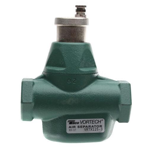 "1-1/4"" Cast Iron Vortech Air Separator Product Image"