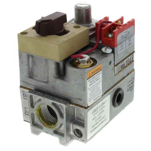 "Standard PowerPile Millivolt Combination Gas Valve - 3/4"" NPT x 3/4"" NPT Product Image"
