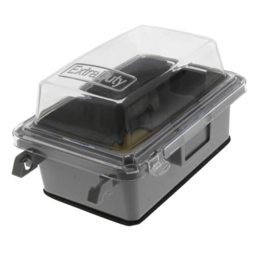 Single Gang In-Use 16-in-1 Plastic Cover