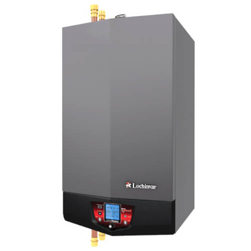 44,000 BTU Output Knight High Efficiency Boiler w/ Fire Tube Heat Exchanger  (Wall Mount) (NG)