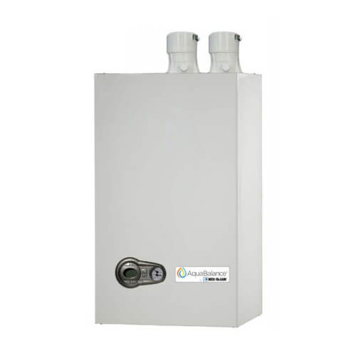AB-120H AquaBalance Heat-Only Wall Mount Gas Boiler, 97,000 BTU (NG) Product Image