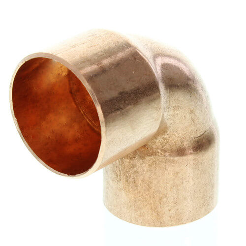 "1-1/4"" Copper 90° Elbow Product Image"