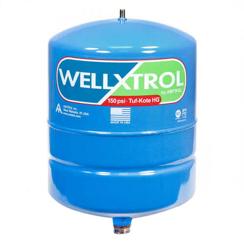 Wx 101 Amtrol Wx 101 Wx 101 140pr1 2 Gal Well X Trol In Line Well Tank