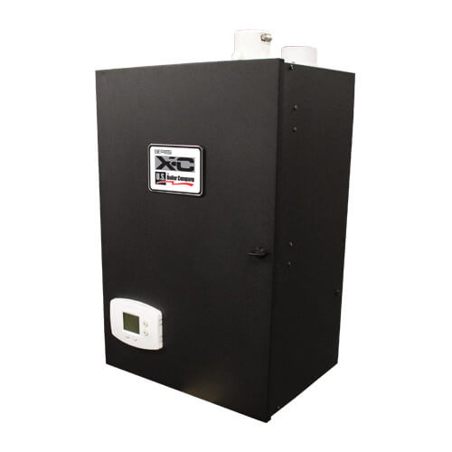 X-C080 64,000 BTU Output Stainless Steel Gas-Fired Condensing Boiler (NG/LP) Product Image