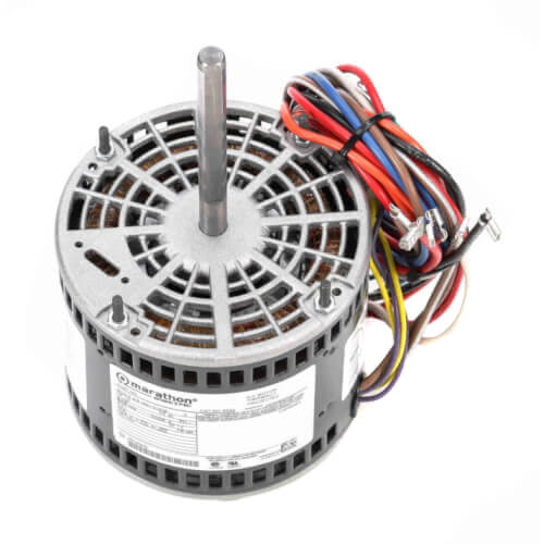 Fan and Blower Motor - 1/2 HP, 1075 RPM, 1 PH (115 V) Product Image