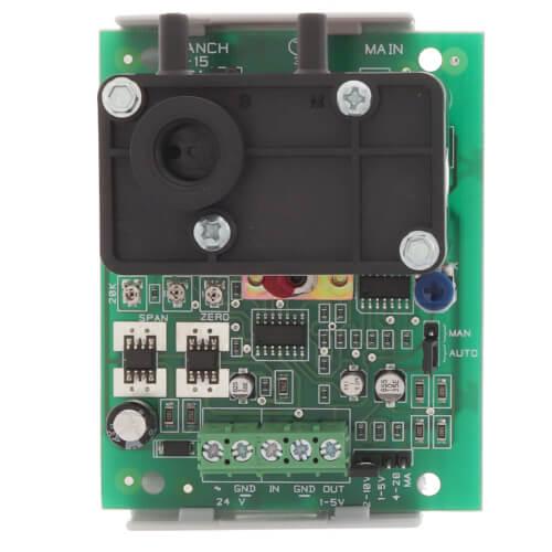 E/I-P Transducer with Manual Override Product Image