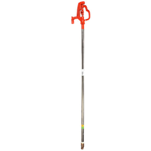 "Model-Y34, 3/4"" FPT Stainless Steel Non-Freeze Yard Hydrant w/ Automatic Draining (3 Ft. Burial Depth) Product Image"